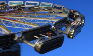 Thrill Ride at Central FL Fair 2005